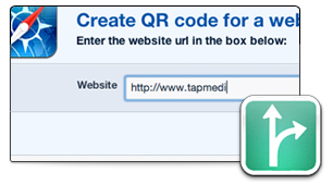 Create dynamic QR codes